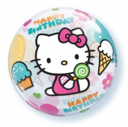"22""/56 cm - Hello Kitty Birthday - #12865"