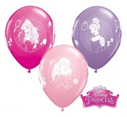 "12""/30 cm/ Disney Princess - 6 szt - #19229"