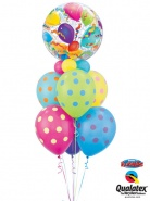 "Bukiet 22""/56 cm - Birthday Surprise - #65407, 10240_6"