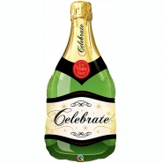"39""/99 cm - Celebrate Bubbly Wine Bottle - #26378"