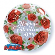 "22""/56 cm - Valentine's Day Red Roses - #27513"
