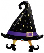 36/ 91 cm - Giant Witch's Hat - #27530