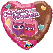 "18""/46 cm - Owi-Ways & Forever - # 40122"