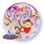"22""/56 cm - Love Monkeys - #40193"