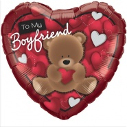 "18""/46 cm - To My Boyfriend Bear - #41320"