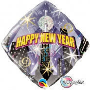 "18""/46 cm - New Year Party Countdown - #54149"