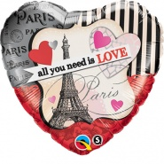 "18""/46 cm - All You Need Is Love - #65096"